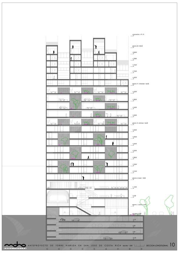 Mixed Use Tower - Moho Architects