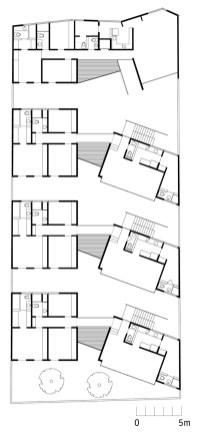 Ofelia 37 Planta segundo nivel – JSª