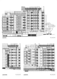 Conjunto Residencial Castellana Pinar - Fachadas