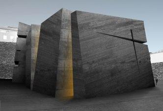 Iglesia del Santísimo Redentor - Fernando Menis