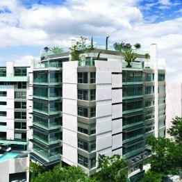 Conjunto Residencial Castellana Pinar - Bueso-Inchausti & Rein Arquitectos