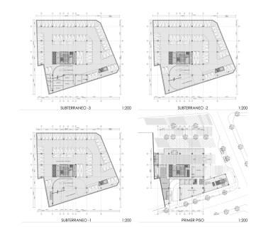 Edificio Correos Chile - Zerafa Architecture Studio