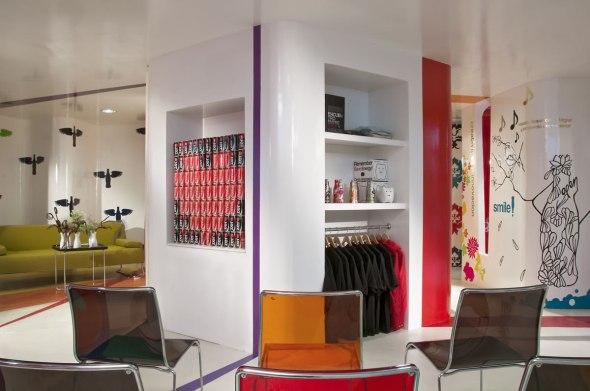 Espacio C Mixcoac - ROW Studio