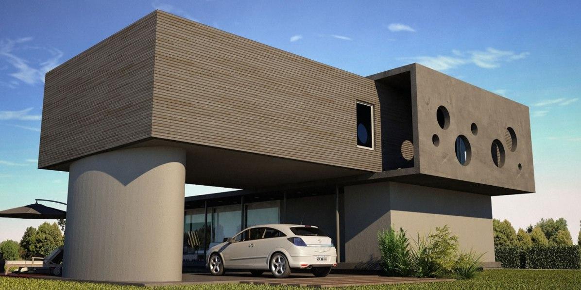 Casa MR - A2 arquitectas