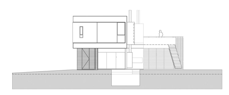 Casa en Haras Santa María - Daniel Ventura / Vista Este