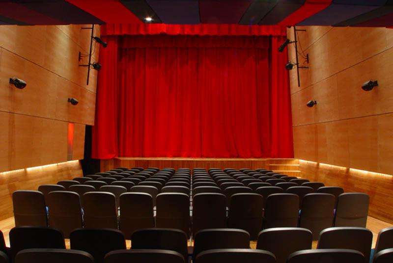 Teatro del Ifal - BGP Arquitectura
