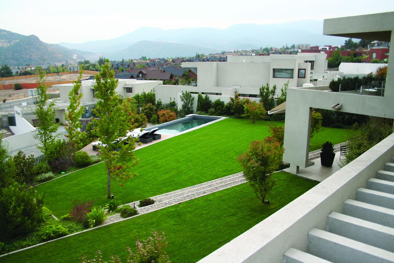 Conjunto Residencial El Parque - Gonzalo Mardones Arquitecto