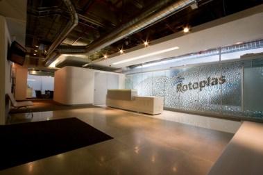Corporativo Rotoplas - usoarquitectura