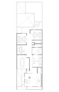Notaria 15 - Taller 5 arquitectos / Primer Nivel