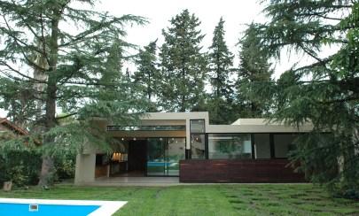 Casa en Pilar - BAK Arquitectos