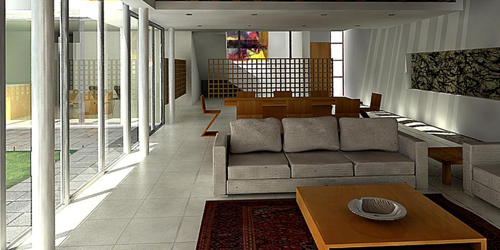 Casa CD - DMP Arquitectura