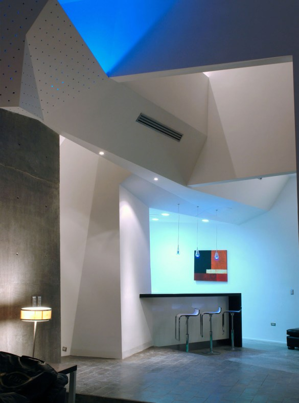 Casa MS-BORBON - 7XA Arquitectura