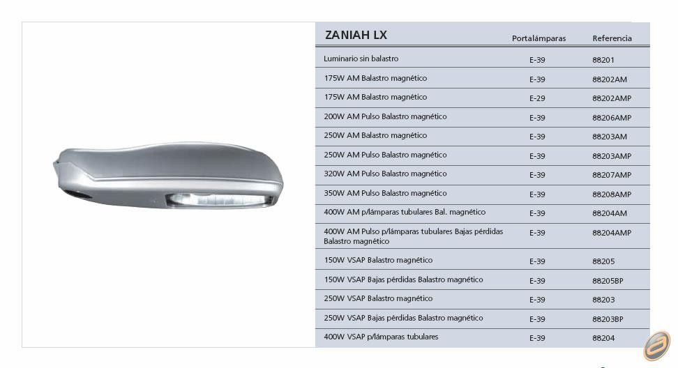 zaniahLX-3