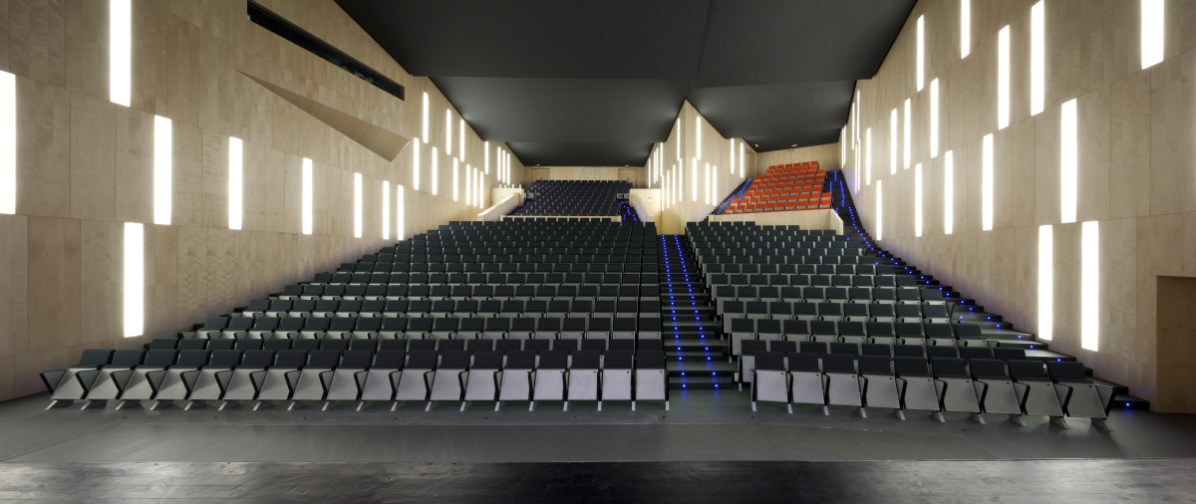 Auditorio de Teulada - Francisco Mangado