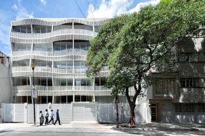 Kiral Apartments - Arquitectura en Movimiento Workshop
