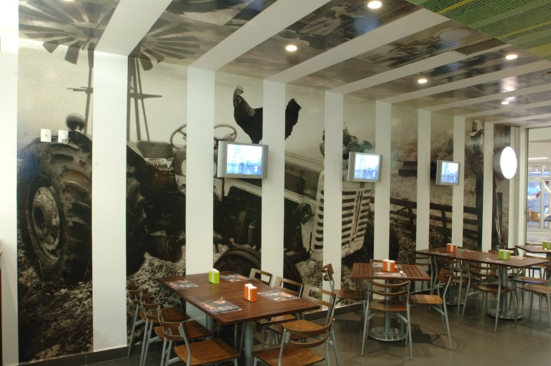Restaurante Okie Wokie y Chicken Bamba - ARCO