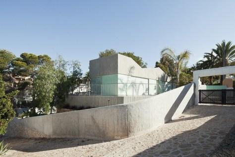 Casa Baladrar - Langarita Navarro Arquitectos