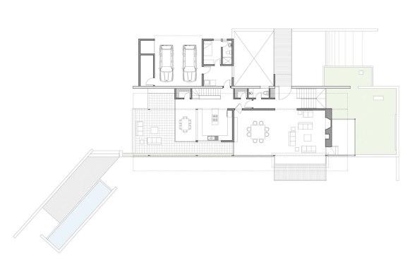 Casa Los Chillos - Diez + Muller Arquitectos
