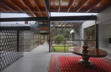Casa Abanico - SEINFELD arquitectos