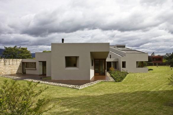 Casa Cortez - Juan Pablo Ortiz