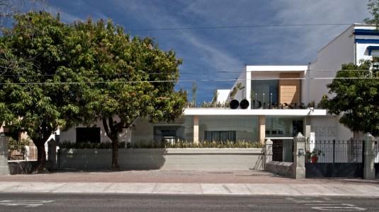 Centro Cultural Hidalgo Diéresis - Agraz Arquitectos