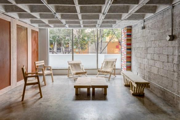 Departamento Hegel - Arquitectura en Movimiento Workshop