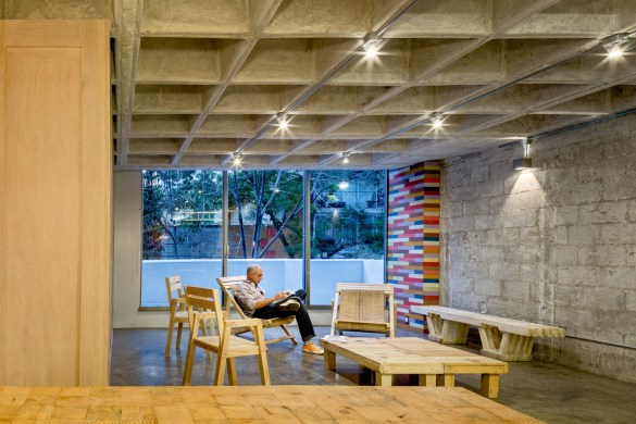 Departamento Hegel - Arquitectura en Movimiento Workshop