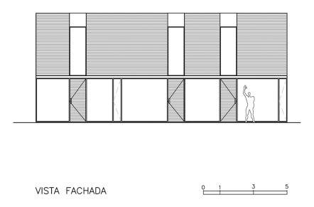 Local Roca - bbcarquitectos + Sol Loustaunau