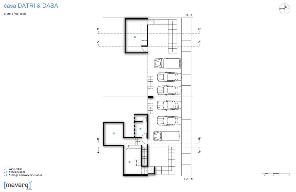 Casa Datri & Dasa - [mavarq]