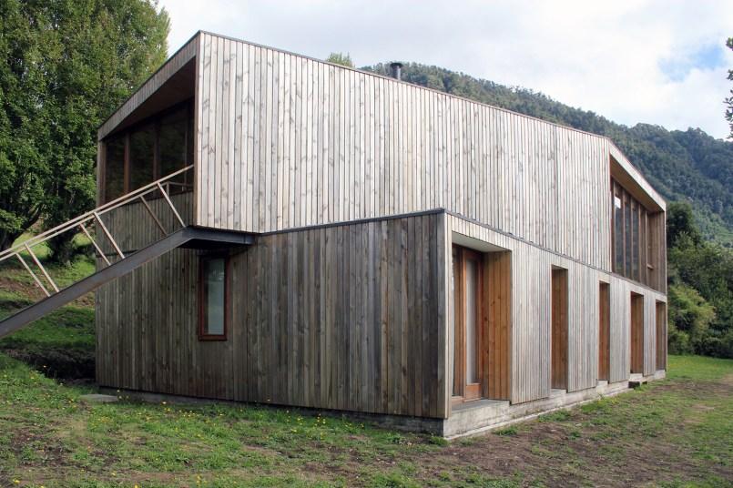 Casa Rupanco - d+vA duval+vives arquitectos
