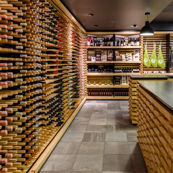 Tienda Gourmet Intersybarite - Arquitectura Sistémica