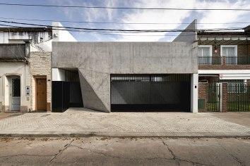 Casa T&G - Nicolás Campodonico