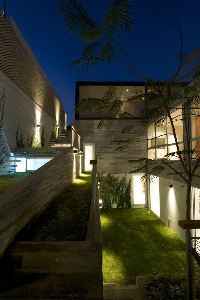 Casa del Jardín Espiral - 51-1 arquitectos