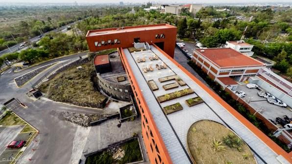 Posgrado de la Facultad de Economía - Legorreta + Legorreta