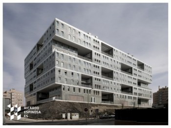 Edificio Celosia - MVRDV con Blanca Lleó