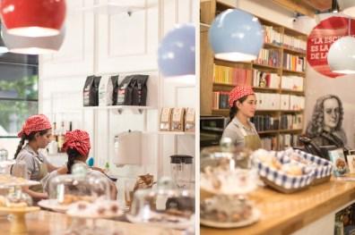 9 ¾ Bookstore + Café - Plasma Nodo