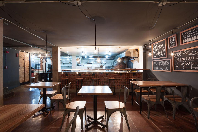 Restaurante URKO - ERDC Arquitectos