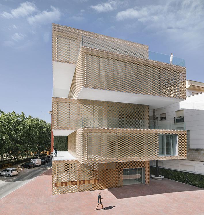Centro Cultural La Gota, Museo del Tabaco - Losada García Arquitectos