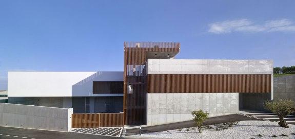 Velatorio De Jove - AE Arquitectos