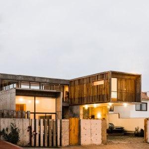 Casa Jardines del Sur - DX Arquitectos