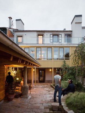 Casa do Medio - arrokabe arquitectos