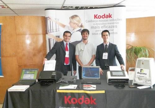 KODAK e DIAGRAMA marcam presença no Edoc de Salvador (BA)
