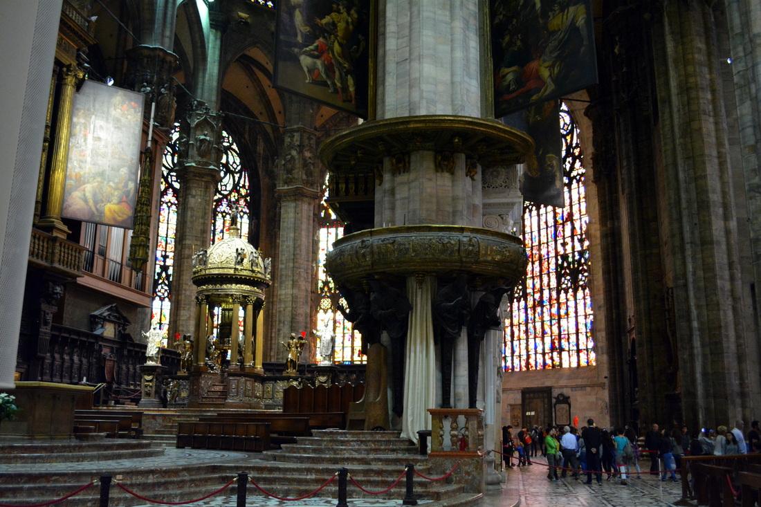نتيجة بحث الصور عن كاتدرائية ميلانو