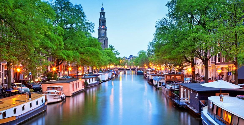 صورة لمدينة أمستردام