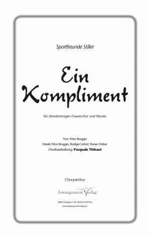 Dreistimmige Chorsätze für Frauenchor