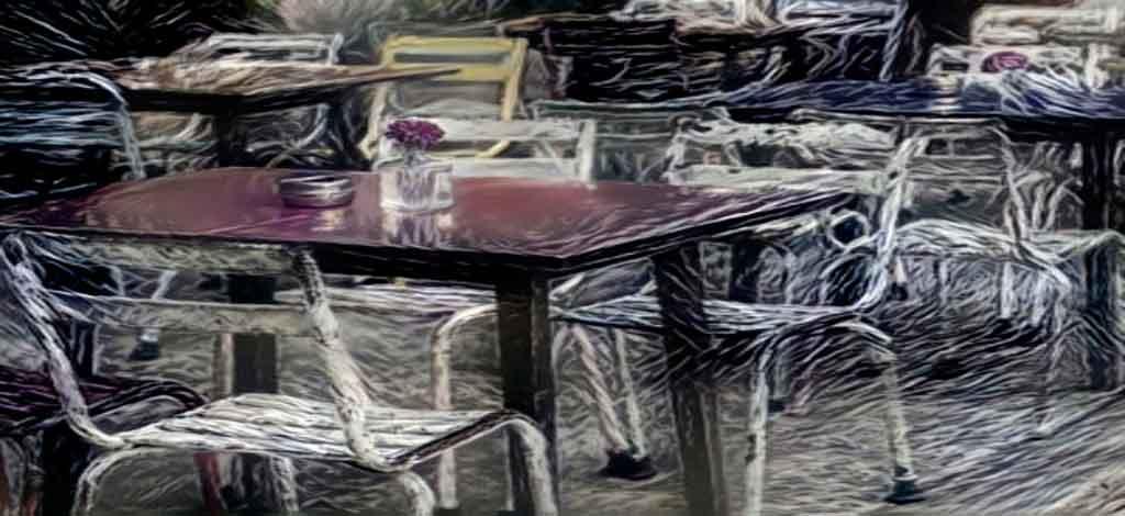mesas comedor social