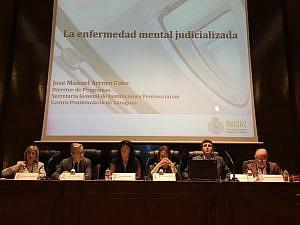 El Colegio de Abogados de Zaragoza aborda la judicialización de la enfermedad mental