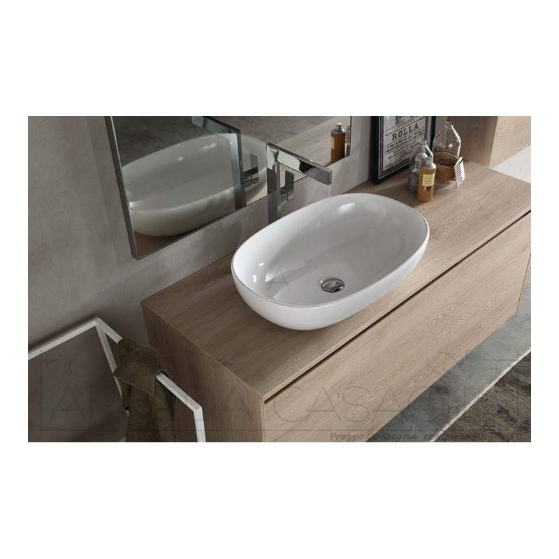 II Mobile Bagno lavabo appoggio prezzo web Go39  1000