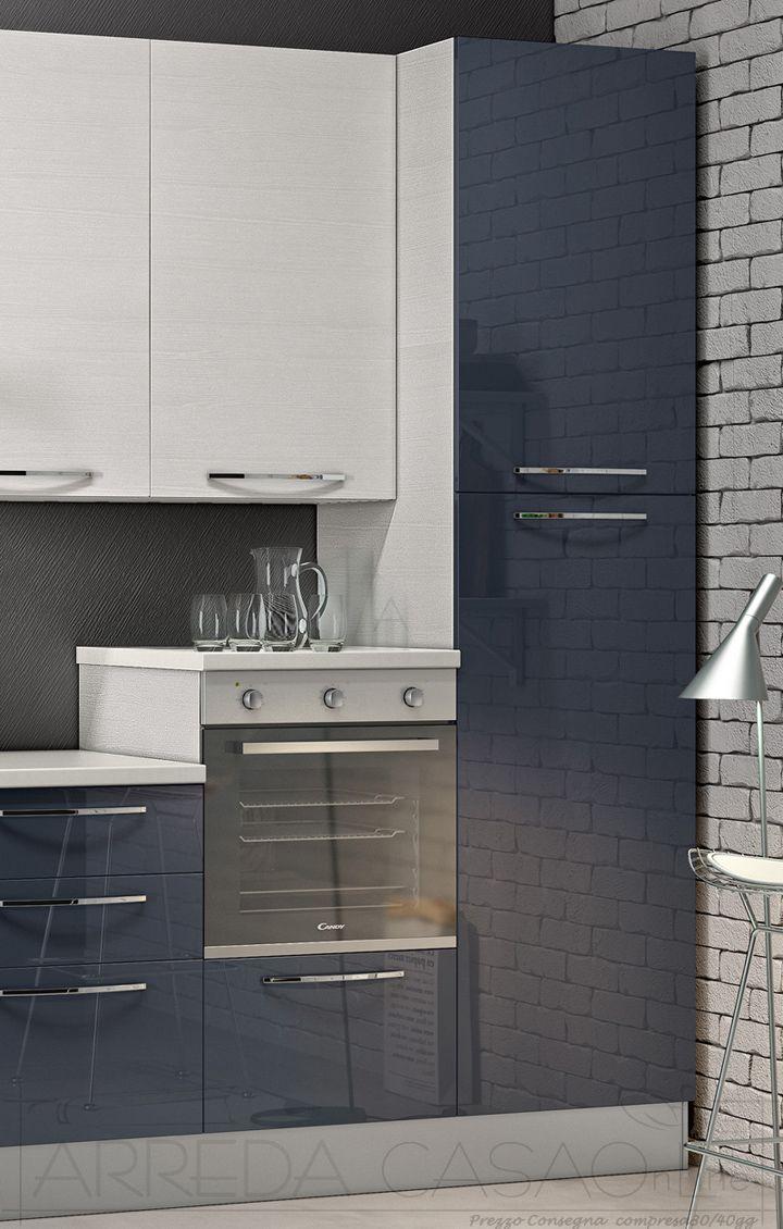 Cucine Bicolore Cool Cucine Classiche Artre With Cucine Bicolore Gallery Of Cucina Con