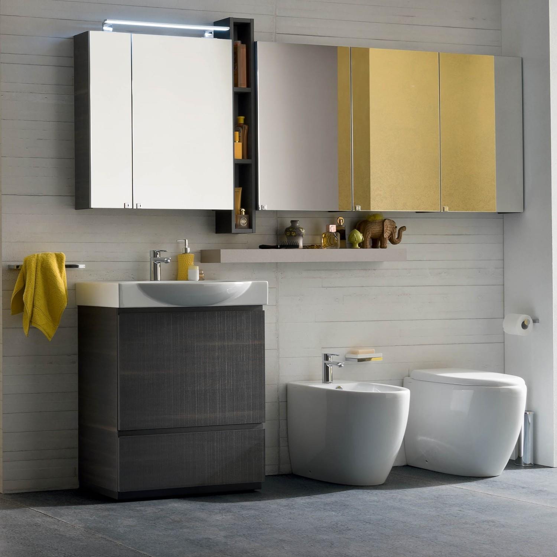 Idee  Bagno piccolo 6 idee per scegliere il mobile bagno  ARREDACLICK